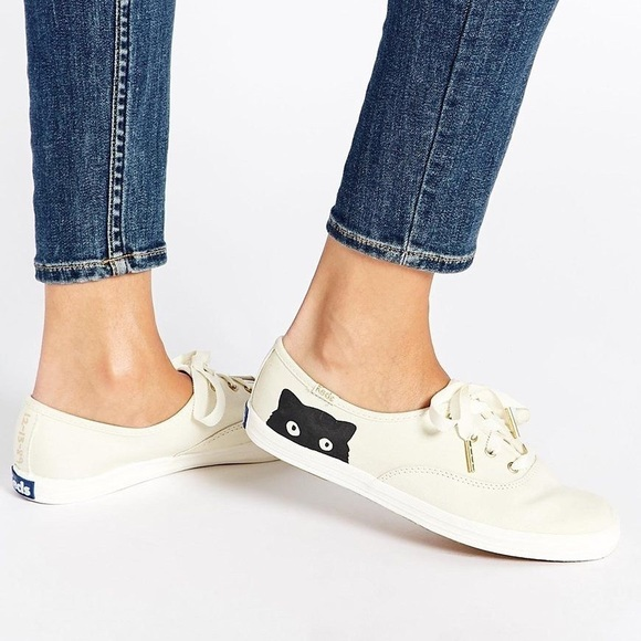 1ea6226c439 Keds Shoes - Taylor Swift Champion Sneaky Cat 🐱 Keds